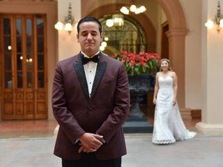 La boda de Mayté y Arnoldo 1