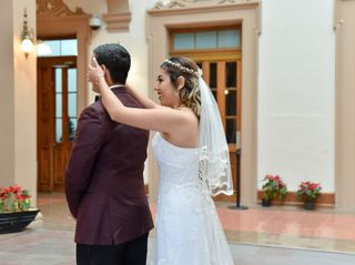La boda de Mayté y Arnoldo 2