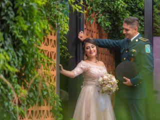 La boda de Zayra y Irwin