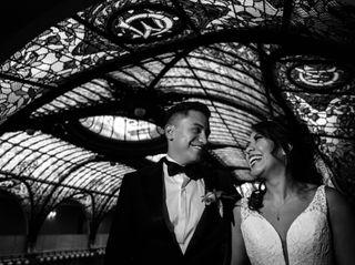 La boda de Adriana y José Manuel 1