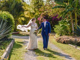 La boda de Lauren y Rodrigo