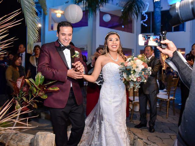 La boda de Mayté y Arnoldo