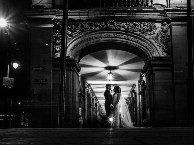 La boda de Adriana y José Manuel