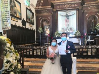 La boda de Monserrat  y Gibran 2