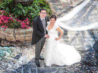 La boda de Janet y Sergio