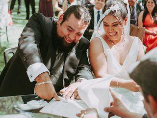 La boda de Sara Catalina y Cristóbal 1