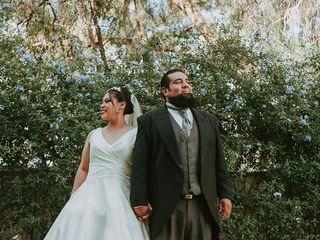 La boda de Sara Catalina y Cristóbal 2