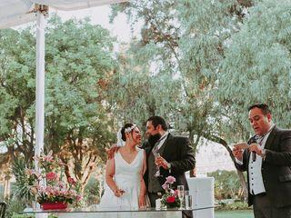 La boda de Sara Catalina y Cristóbal 3