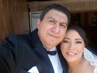 La boda de Karen y Juan Carlos
