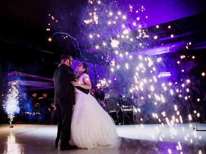 La boda de Adriana Guadalupe  y Daniel Israel