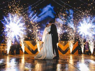 La boda de Maria José y Francisco