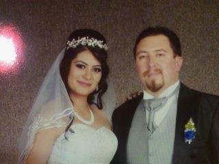La boda de Esthela y Ricardo 1