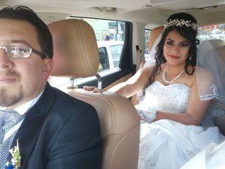 La boda de Esthela y Ricardo