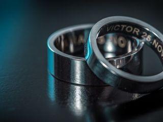 La boda de Diana y Victor 1