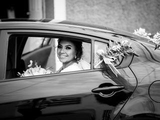 La boda de Adriana Guadalupe  y Daniel Israel 1