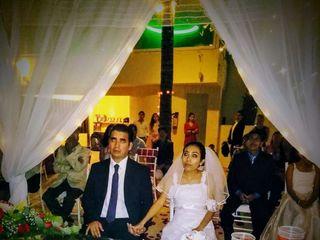La boda de Rolando  y Gabriela  2