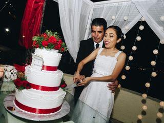 La boda de Rolando  y Gabriela