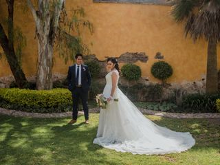 La boda de Zaira y Edgar 2