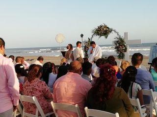 La boda de Yose  y Edgar 2