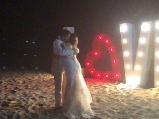 La boda de Yose  y Edgar