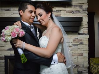 La boda de Lily y Cristian