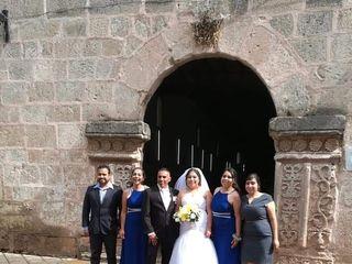 La boda de Grecia y Gerardo 2