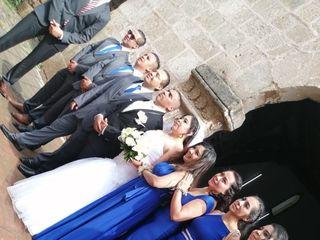 La boda de Grecia y Gerardo 3