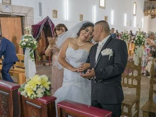 La boda de Grecia y Gerardo
