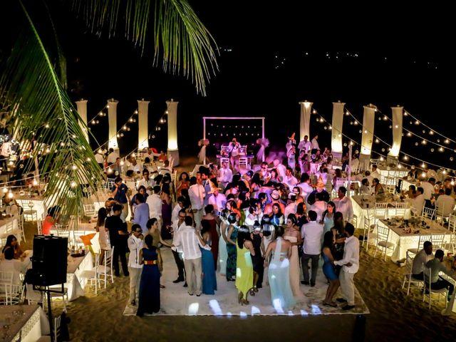 La boda de Jorge y Karla en Huatulco, Oaxaca 4