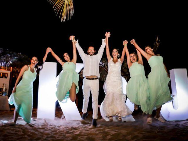La boda de Jorge y Karla en Huatulco, Oaxaca 3