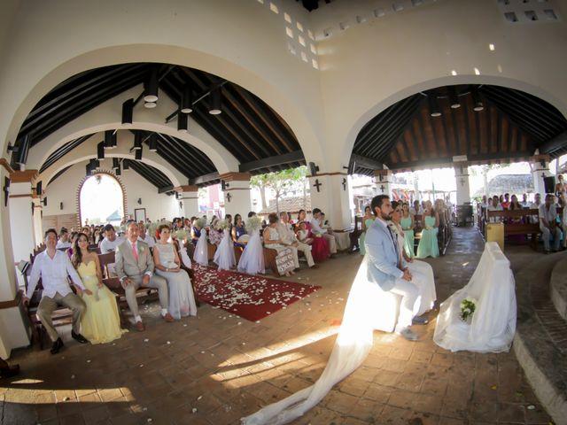La boda de Jorge y Karla en Huatulco, Oaxaca 18
