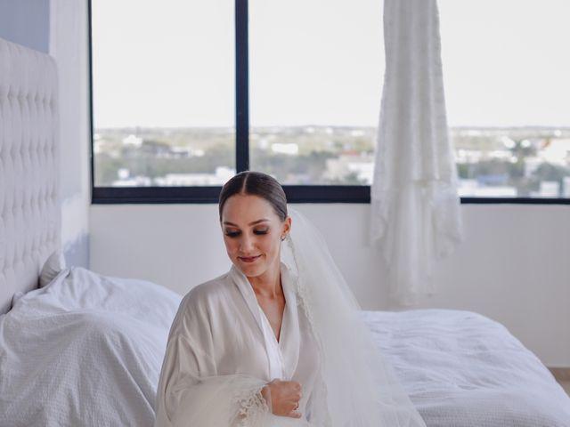 La boda de Rodrigo y Paula en Mérida, Yucatán 4