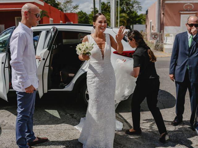 La boda de Rodrigo y Paula en Mérida, Yucatán 10