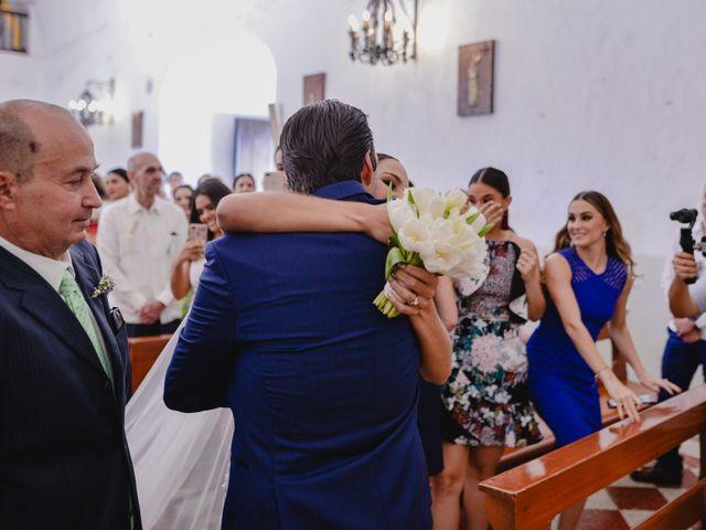 La boda de Rodrigo y Paula en Mérida, Yucatán 15
