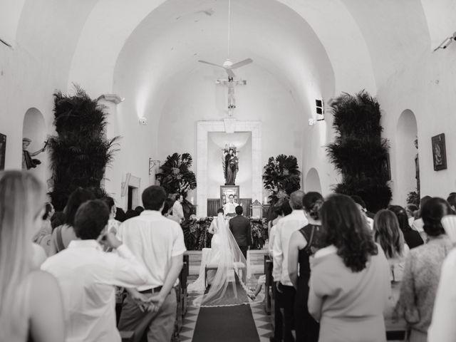 La boda de Rodrigo y Paula en Mérida, Yucatán 16