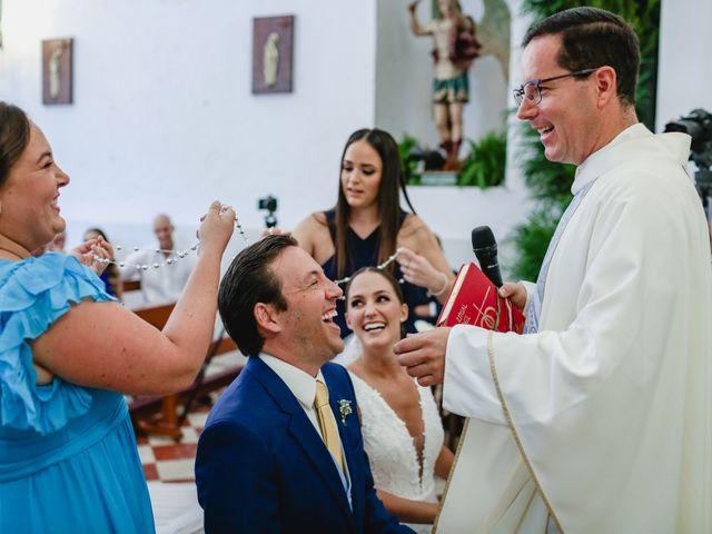 La boda de Rodrigo y Paula en Mérida, Yucatán 27