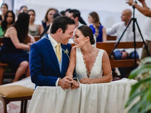 La boda de Rodrigo y Paula en Mérida, Yucatán 30
