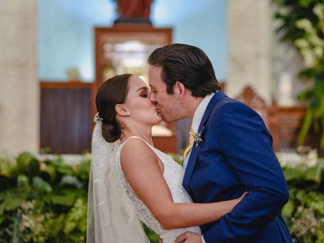 La boda de Rodrigo y Paula en Mérida, Yucatán 34