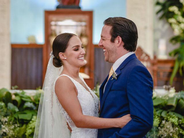 La boda de Rodrigo y Paula en Mérida, Yucatán 35