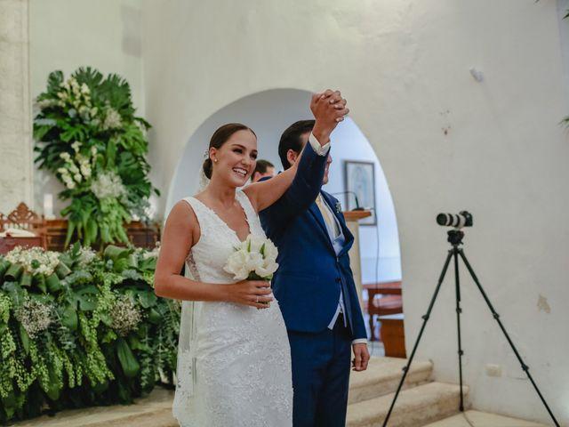 La boda de Rodrigo y Paula en Mérida, Yucatán 36