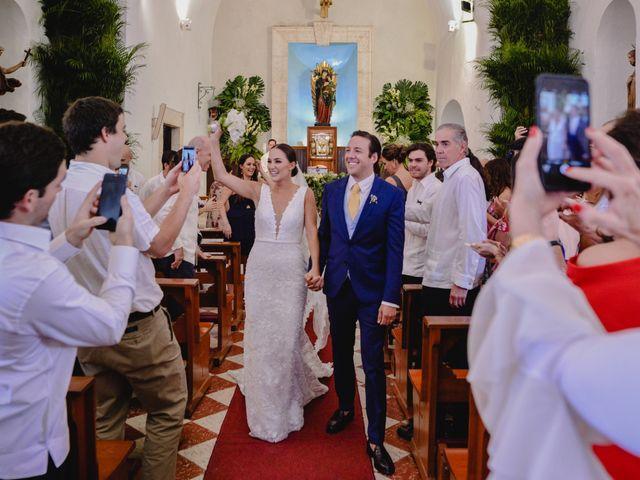 La boda de Rodrigo y Paula en Mérida, Yucatán 37
