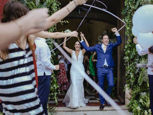 La boda de Rodrigo y Paula en Mérida, Yucatán 39