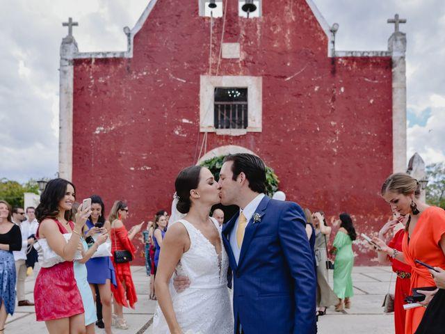 La boda de Rodrigo y Paula en Mérida, Yucatán 40