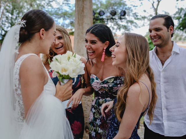 La boda de Rodrigo y Paula en Mérida, Yucatán 44