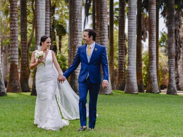 La boda de Rodrigo y Paula en Mérida, Yucatán 50