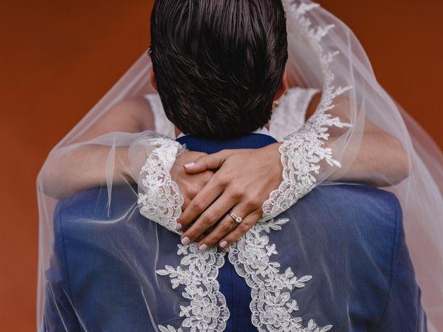La boda de Rodrigo y Paula en Mérida, Yucatán 54