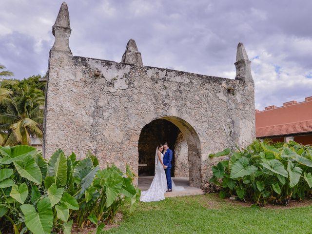 La boda de Rodrigo y Paula en Mérida, Yucatán 56