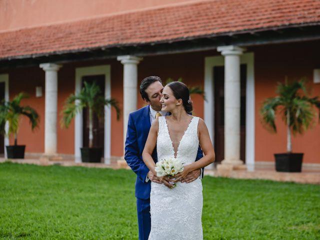 La boda de Rodrigo y Paula en Mérida, Yucatán 59