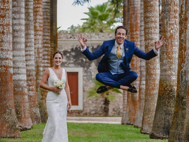La boda de Rodrigo y Paula en Mérida, Yucatán 2