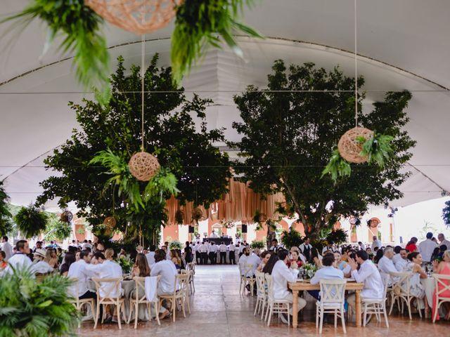 La boda de Rodrigo y Paula en Mérida, Yucatán 65